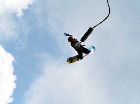 adrenalinové sporty