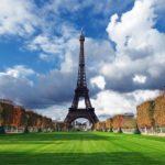 Paříž-město elegance a lásky