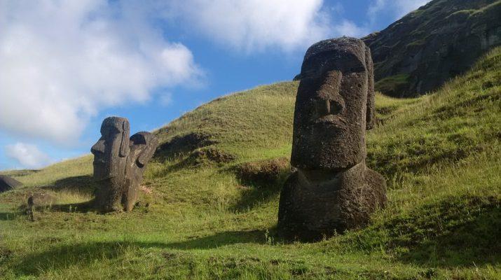 Co všechno ukrývá tajuplný Velikonoční ostrov?