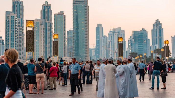 Jaká místa vidět, když přijedete do Dubaje